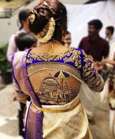 101 trending blouse designs for all occasions saree blouse patterns bling sparkle. Wedding Saree Blouse Designs, Pattu Saree Blouse Designs, Saree Blouse Patterns, Fancy Blouse Designs, Designer Blouse Patterns, Wedding Blouses, Pattern Blouses For Sarees, Kurta Designs, Red Lehenga