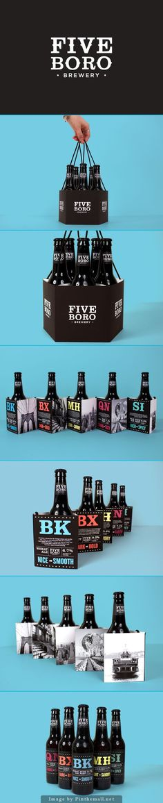 Packaging Designs / beer
