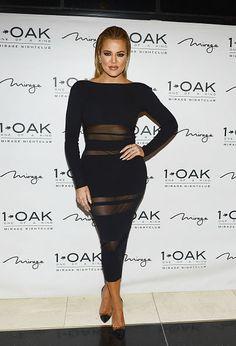 Quién.com : La evolución de Khloé Kardashian en 30 fotos