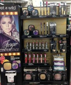 Spotted: NEW Wet n Wild Fergie Summer 2014 Centerstage Collection (with lots of reader swatches!)