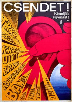 Respect each other! Vintage Travel Posters, Vintage Ads, Retro Posters, Polish Posters, Geometric Poster, Socialist Realism, Design Art, Graphic Design, Retro Art