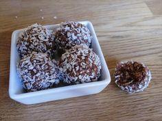Chokladbollar - LCHF