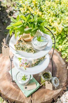 Aus Mamas Garten: Drei Rezepte mit Giersch