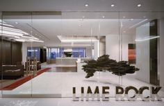 Lime Rock Partners by Lauren Rottet, via Behance