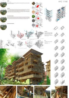 1st Prize - Competition Houses for Change
