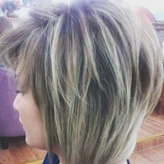 gray hair highlights and lowlights - Google Search