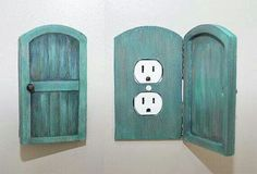 Cute Electrical Outlet Cover