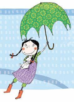 """Ella's Umbrella"" by Ella Okstad"