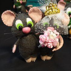 Felt Dolls, Teddy Bear, Wreaths, Halloween, Toys, Animals, Home Decor, Activity Toys, Door Wreaths