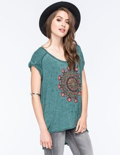 OTHERS FOLLOW Bloomer Womens Tee