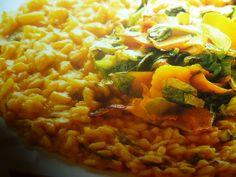 scarola ricette - risotto goloso