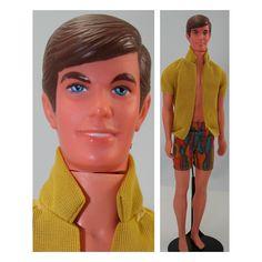 Gemarkt Puppenstube Puppenhaus Dollhouse Doll Original, Gefertigt Vor 1970 Antikspielzeug Bescheiden Püppchen Puppe E.s