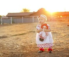 Raggedy Ann 1st Birthday Party - Kara's Party Ideas - The Place for All Things Party