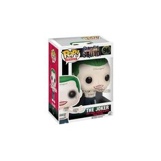 Suicide Squad - The Joker (Shirtless) Vinyl Figure 96    - collectible figure  - vinyl figure no. 96  - height about 10 cm    Collect them all! The Funko…