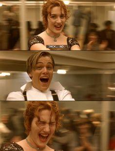 My favorite scene from titanic.... Rose DeWitt Bukater and Jack Dawson (1997 'Titanic')