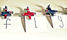 clothespin airplane craft | Sticks