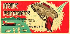 atomic disintegrator