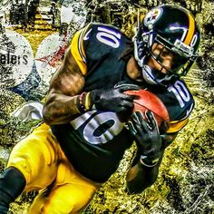 Martavis Bryant! Made this in like 10 min , and I think it came out better lol…