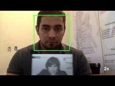 Detección de Rostros usando OpenCV - YouTube