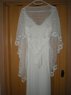 EmmHouse: Wedding shawl pattern