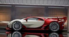 2017 Bugatti Vision Gran Turismo News