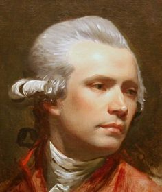 Self portrait, John Singleton Copley