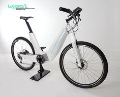E-bike ELEMENT 250 cc by Wipe2 , via Behance