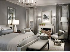or we can use square rugs and oval rugs to define certain spaces in the room here are our 20 amazing hotel style bedroom design ideas