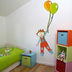 decoracion de paredes de habitaciones para niños - Buscar con Google