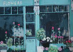 Greenwich Florist by Charlotte Hardy
