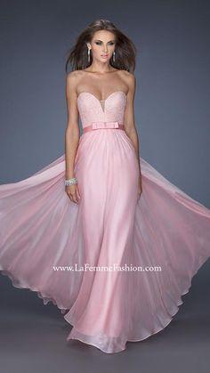La Femme 20046 | La Femme Fashion 2014 - La Femme Prom Dresses