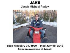 Jacob Michael Paddy, Fed Up Rally Slideshow