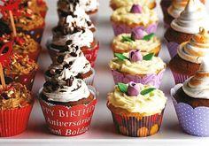 Receitas de cupcake
