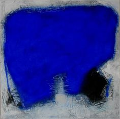 "Yves Klein Blue Collection | Saatchi Art    ~        ""I learned to know nothingness, deep emptiness, the deep, deep blue.  Once the adventure of the monochrome had started, my fine senses found their way -  I was functioning.""  Yves Klein  ~  Via @ekdavern."