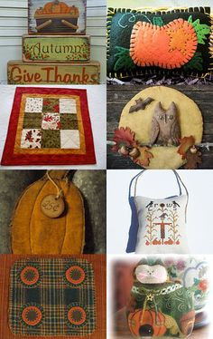 AN AUTUMNFEST by Maryann on Etsy--Pinned with TreasuryPin.com