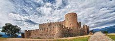 Panorámica Castillo de La Adrada