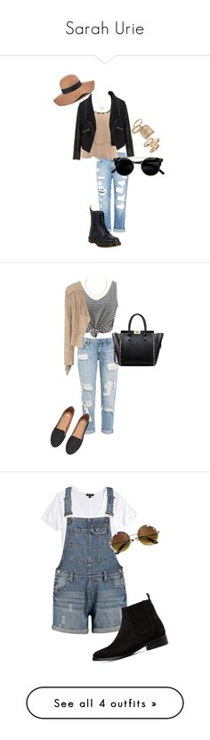 """Sarah Urie"" by emma-martin123 ❤ liked on Polyvore featuring Genetic Denim, Zizzi, Dr. Martens, Reiss, Kendra Scott, Topshop, Glamorous, H&M, Valentino and Lana"
