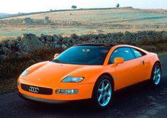Audi Quattro Spyder 1991 the audi that never was - if only Audi Cars, Audi Tt, Audi Quattro, Auto Volkswagen, Automotive Design, Chevrolet Corvette, Car Car, Hot Cars, Concept Cars