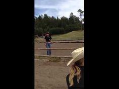 Sports Psychologist Dr. Jenny Susser at Parelli Natural Horsemanship - V...
