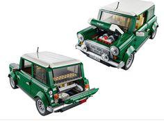 Lepin 21002 Ideas series the MINI Cooper model Building Blocks Technic car toy - Blocks