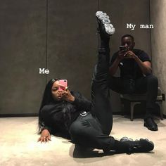 Black Love Couples, Cute Couples Goals, Black Couples Tumblr, Couple Goals Relationships, Relationship Goals Pictures, Fille Gangsta, Parejas Goals Tumblr, Couple Aesthetic, Look Girl