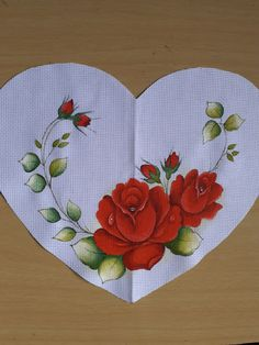 Rose Sketch, Diy And Crafts, Arts And Crafts, Diy Cushion, Krishna Art, Stencil Designs, Hand Embroidery Designs, Diy Crochet, Fabric Painting