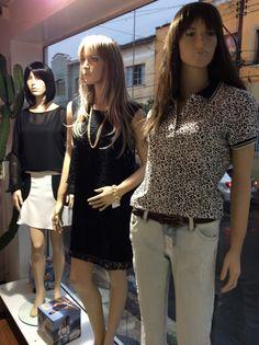 Vitrine Closet Mulher - Consultoria Imagem www.facebook.com/closetmulher
