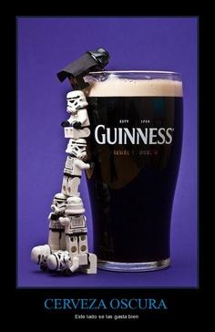 CERVEZA OSCURA Cerveza Oscura | Darth Beer