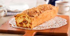 Recept voor Stroopwafelcake met stukjes Snickers©