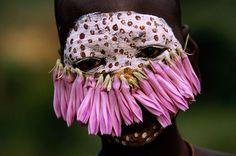 Surma and Mursi tribe, South Etiopia