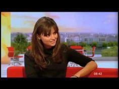BBC Breakfast - Jenna Coleman Interview (2013)