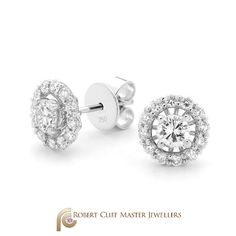 Nothing adds class to an outfit like a pair of #diamond #earrings!