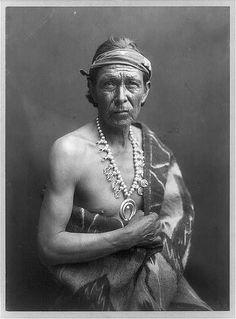 Navajo Indian Medicine Man by TRiver, via Flickr