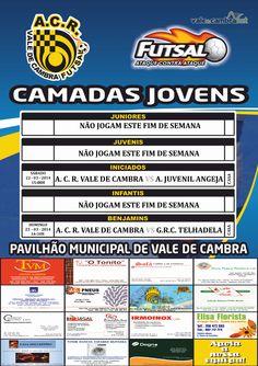 ACR: Futsal [formação] > 22 Mar 2014 #ValeDeCambra #futsal
